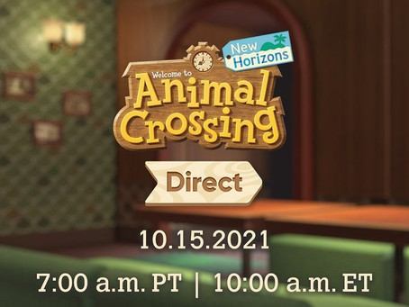 ICYMI: Animal Crossing New Horizons Direct Shows New Villagers, Upcoming Expansion