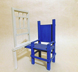 Chair with Window