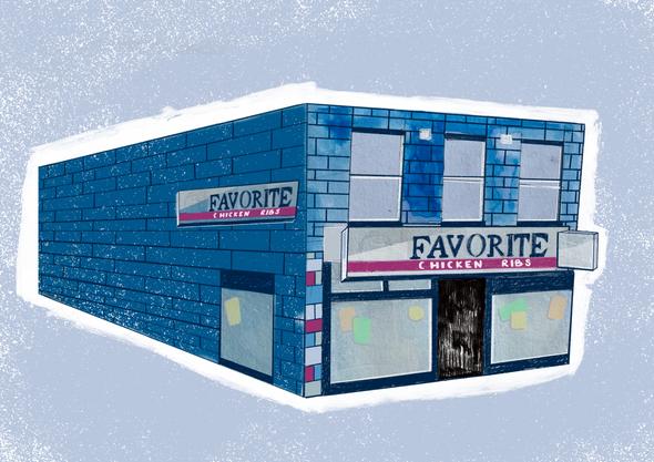 Favorite Chicken Shop, 2021