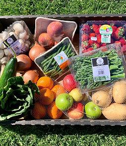 HTF Seasonal Produce Box
