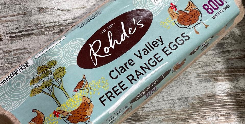 Rhode's Eggs
