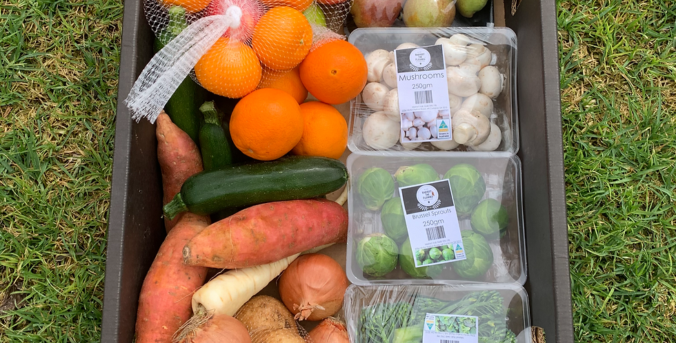 HTF Seasonal Produce Box