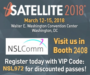 Make sure you sign up for the Satellite show and use our code to sign up for free!