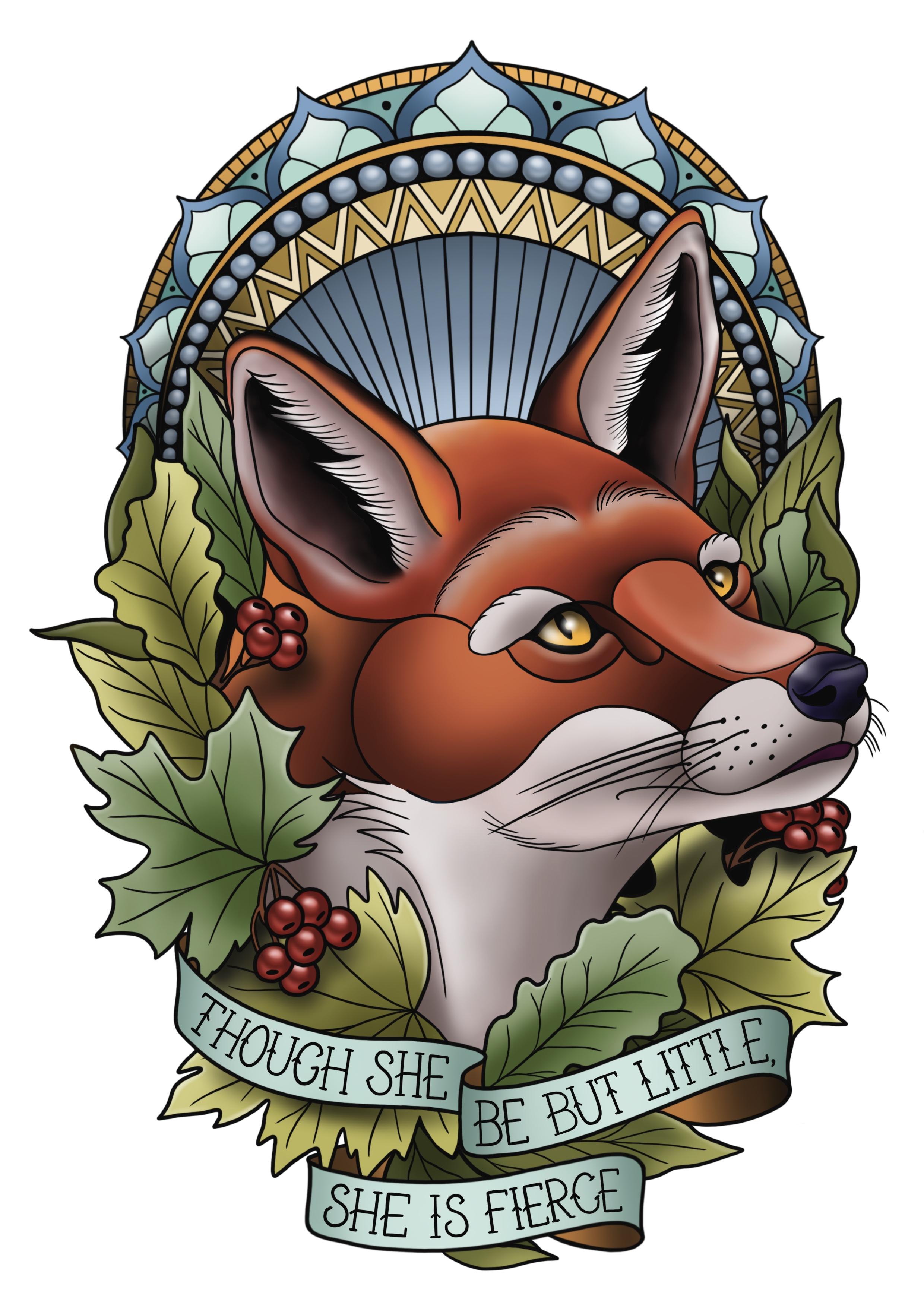 fox neo trad