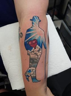 traditional tattoo doncaster dizz