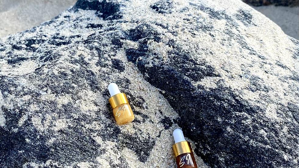 BODY OIL SAMPLES