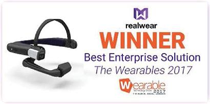 Winner Best Enterprise Solution