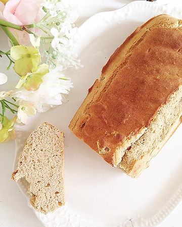 Banana bread sans gluten et allégé facile simple healthy