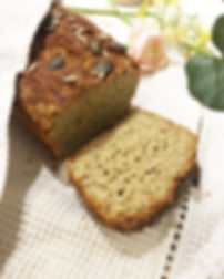 Pain paléo sans gluten sans lactose oeufs sans levure chimique farine de riz farine sarrasin tapioca pomme de terre