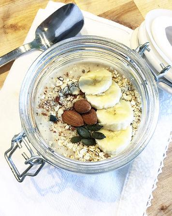 Nice-cream coco-noisette sans lactose sans sucres ajoutés recete légère et gourmande