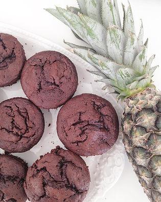 cake mini chocolat courgette sans lactose sucre coco léger healthy rapide sain