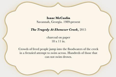 7 Tragedy at Ebenezer Creek-Ornate 4x6 i