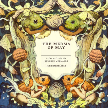 The Merms of May | Zine