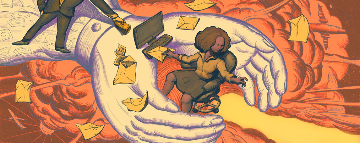 My Secret Life as a Multimillionaire's Assistant |  Narratively