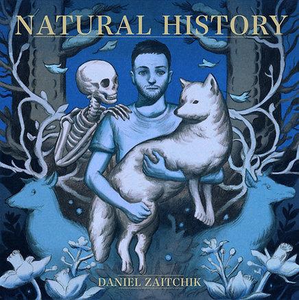 NATURAL HISTORY Album Cover | Daniel Zaitchik