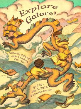 Explore Galore! Mock Book Week Poster | Personal