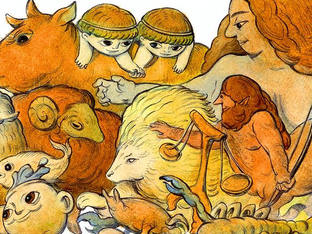 Meeting the Zodiac | Mandrake Zine