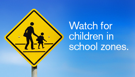 Driving Safely in School Zones
