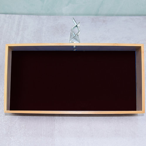 "Black Banta Box 6x12"""