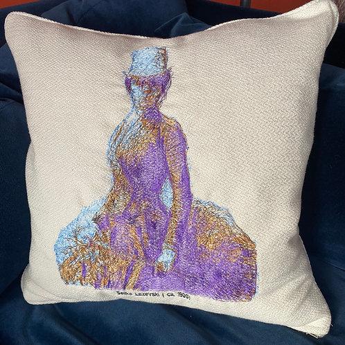 Selika Lazevski Upholstered Pillow