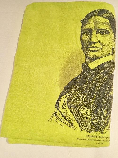 Elizabeth Keckley Beach Towel