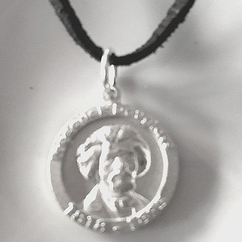 Frederick Douglass Rope Necklace