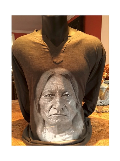 Chief Sitting Bull Unisex T-Shirt