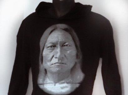 Chief Sitting Bull Hoodie