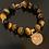 Thumbnail: Absalom Jones Tiger Eye Bracelet