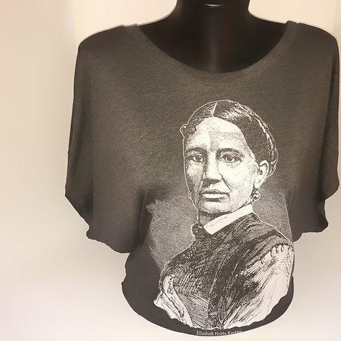 Elizabeth Keckley Dolman T-Shirt