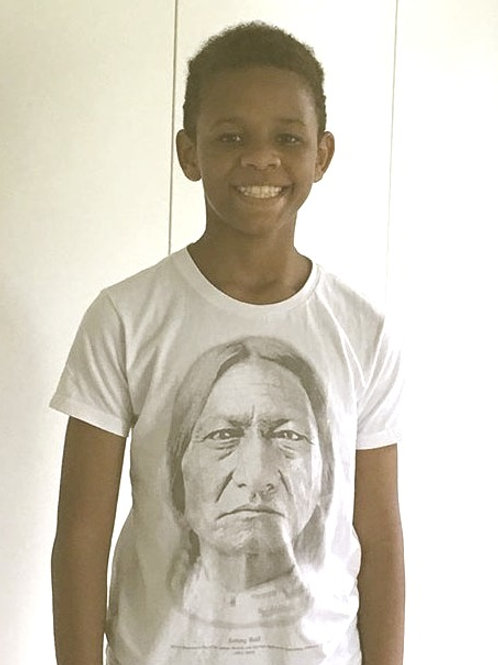 Chief Sitting Bull Child's T