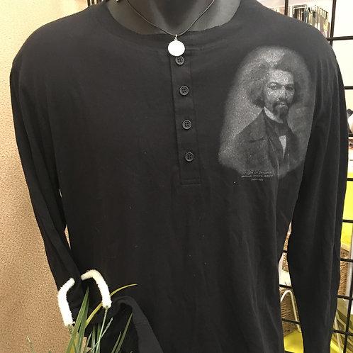 Frederick Douglass Long Sleeve T
