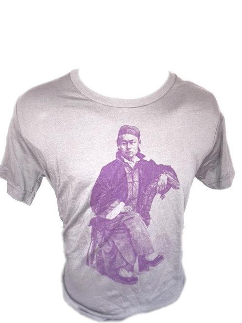 Wong Chin Foo Cotton T-Shirt