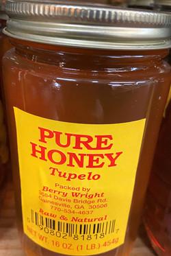 tupelo honey jar