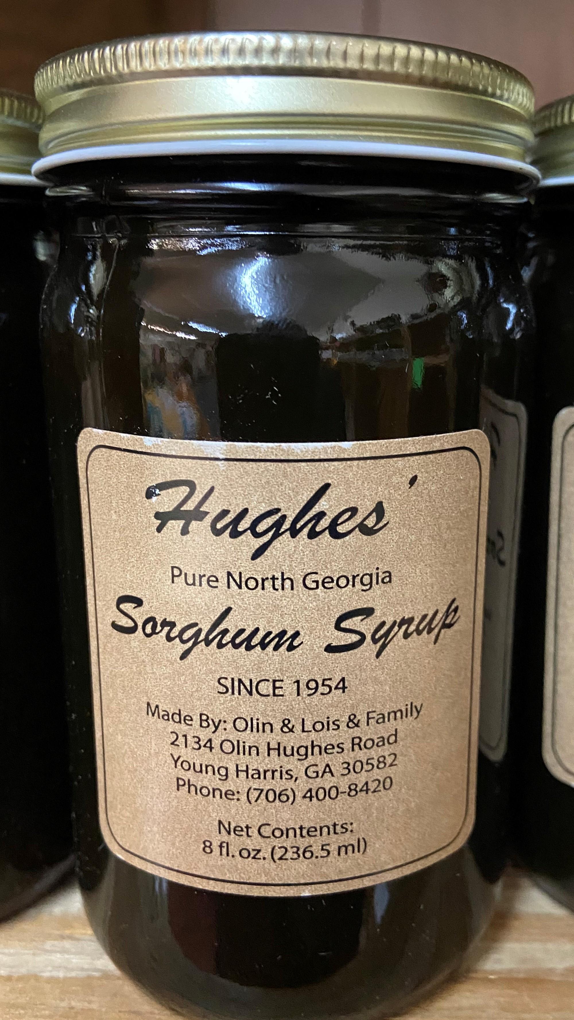 sorghum syrup 8oz