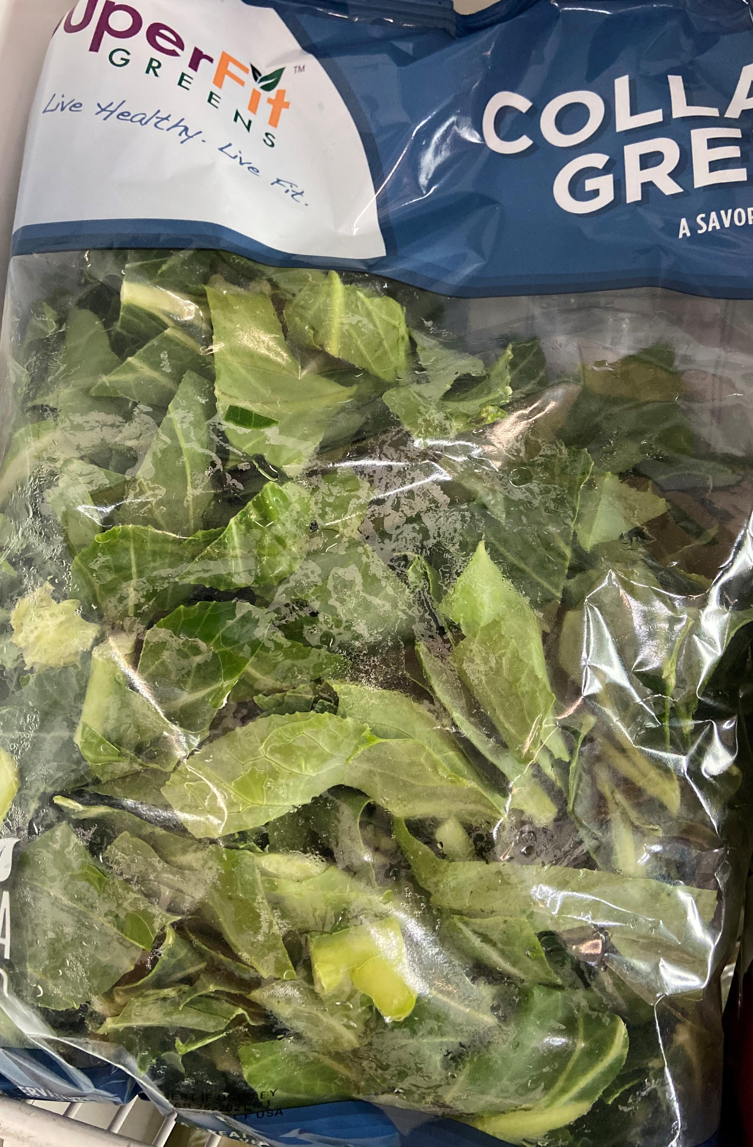retail collard greens