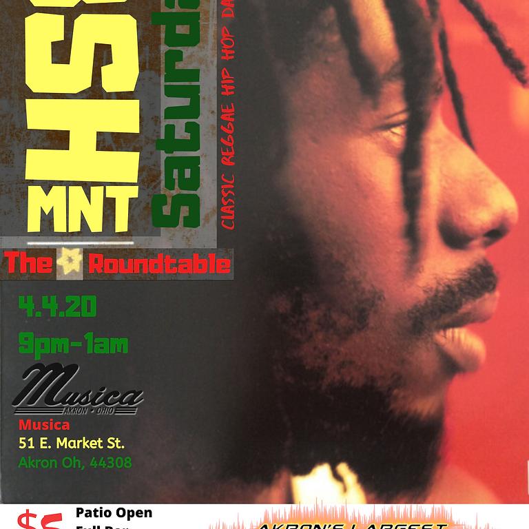 BSHMNT Saturday: Reggae Dancehall Party