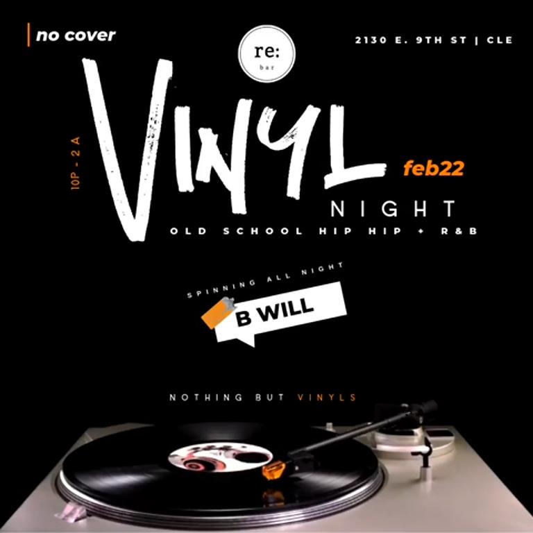 Vinyl Night @ Re:bar