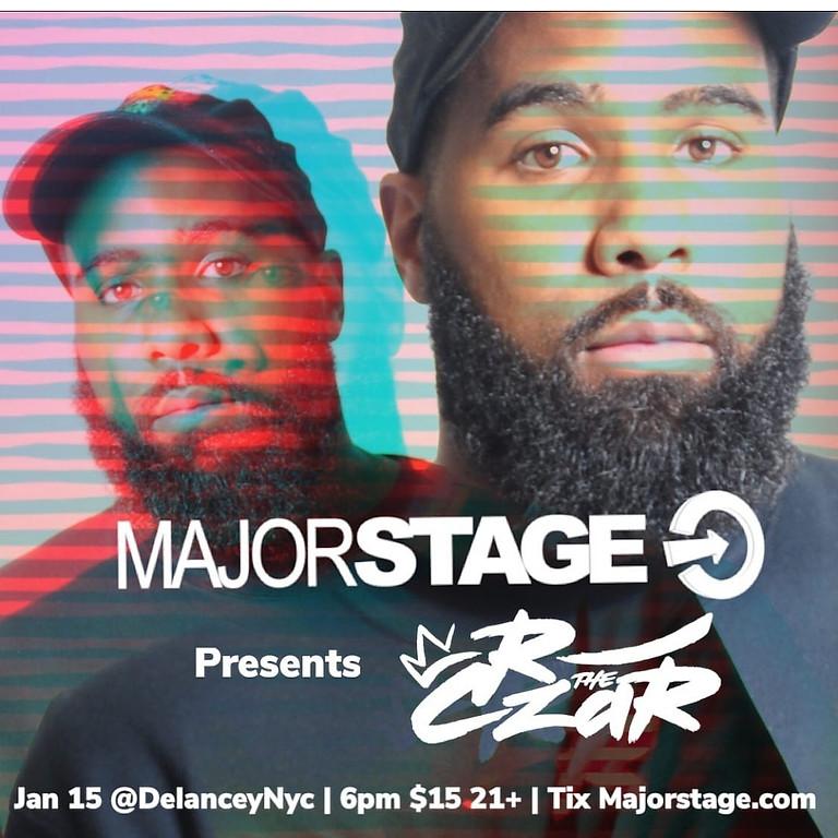 Major Stage Presents: RtheCzar