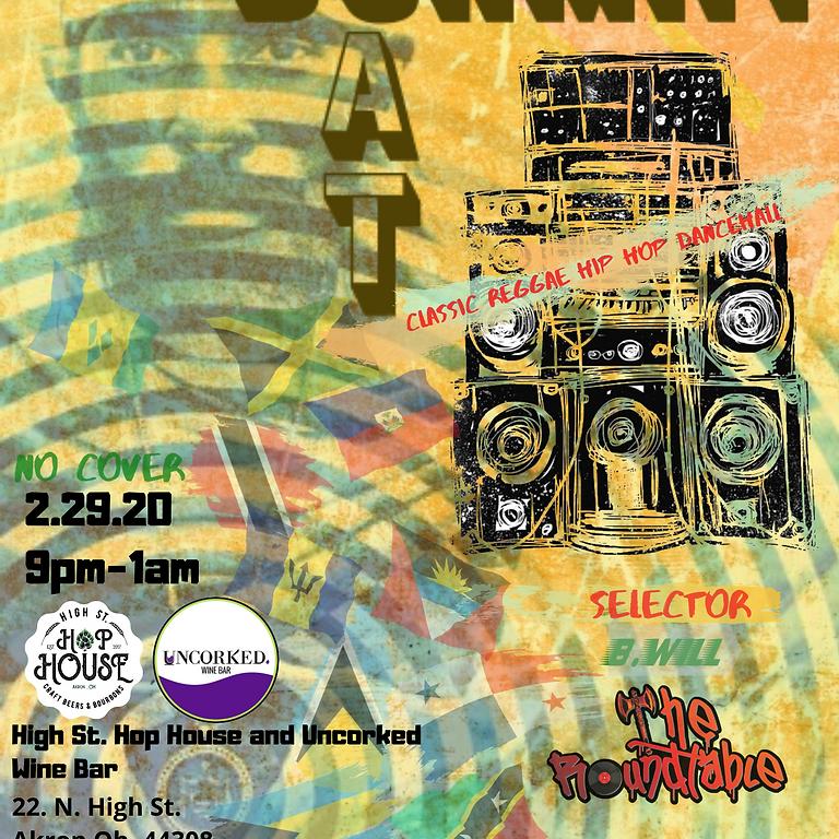 BASHMENT SATURDAY: Reggae Hip Hop Dance Party