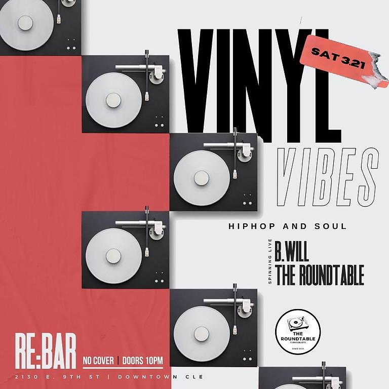 Vinyl Vibes: Classic Hip Hop and Soul