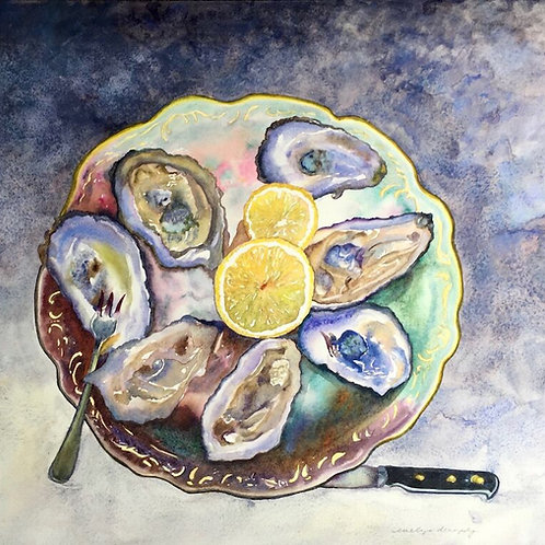 Oysters on My Mum's Plate - Special Collection