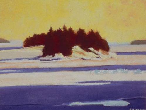 Isle in the Bay, Deer Island, Maine
