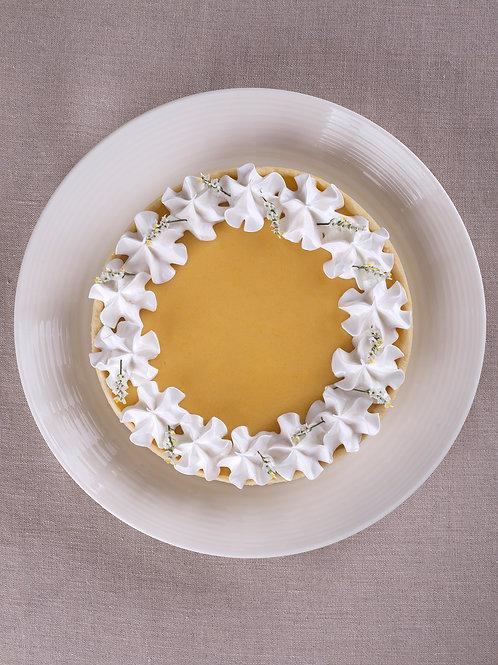 Pie de Durazno/Mandarina