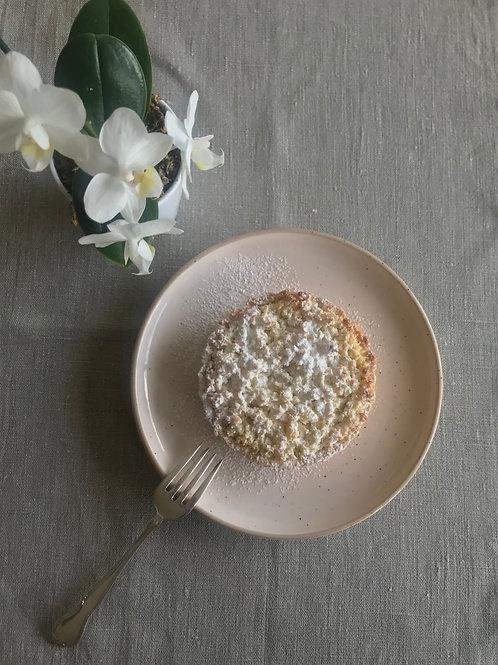 Tarta de Coco y Dulce de Leche
