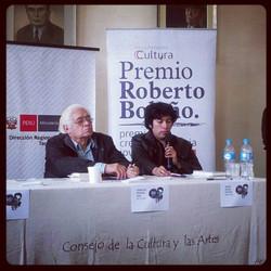 Premio Roberto Bolaño 2012