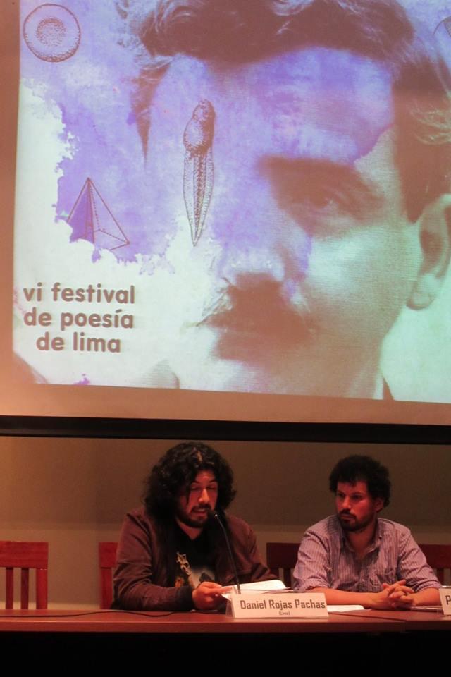 Presentación en FIP Lima 2015
