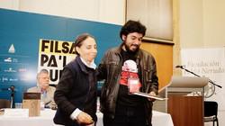 FILSA 2013 con Elvira Hernández