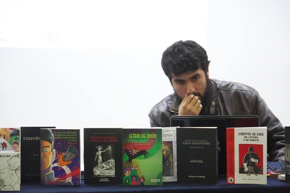 Catálogo editorial de Cinosargo