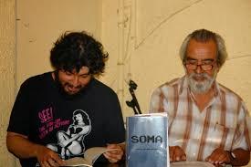 Presentación SOMA con Carlos Cociña